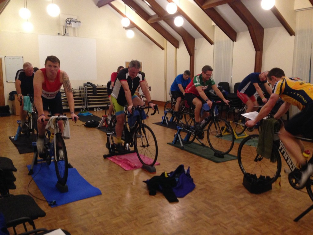 Tritons Turbo Session