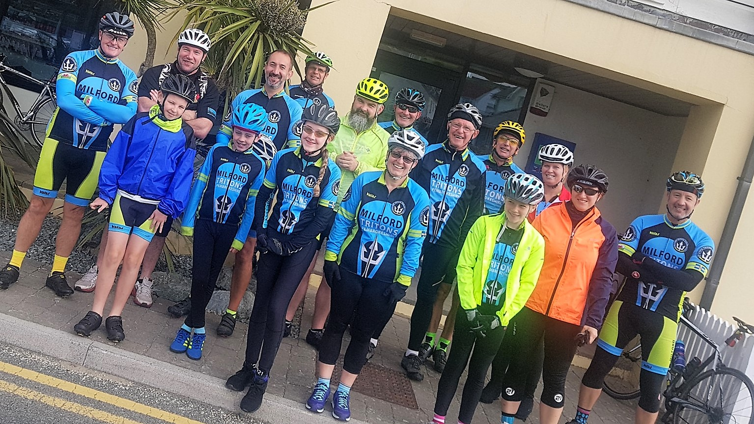 Club Coffee Ride